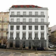 Largo de San Carlos 11-16 in Chiado, Lisbon (Portugal)
